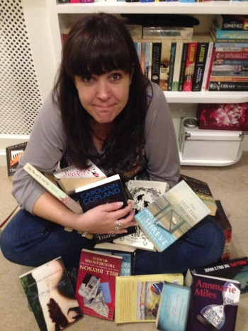 Tara Sparling on Books