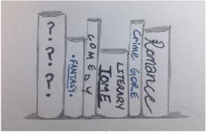 Bookshelf Genres