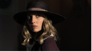 Grace Burgess from Peaky Blinders, via bbc.co.uk