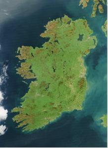 When Irish Folks Are Reading