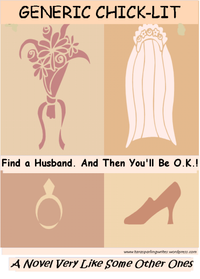 Generic Chick-Lit Cover