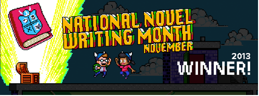 Why NaNoWriMo Is Good For You (And Me)