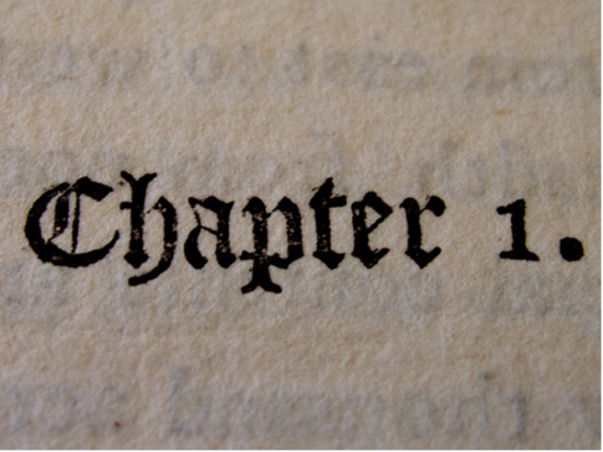 Authors! Your First Chapter Is Killing Your Book