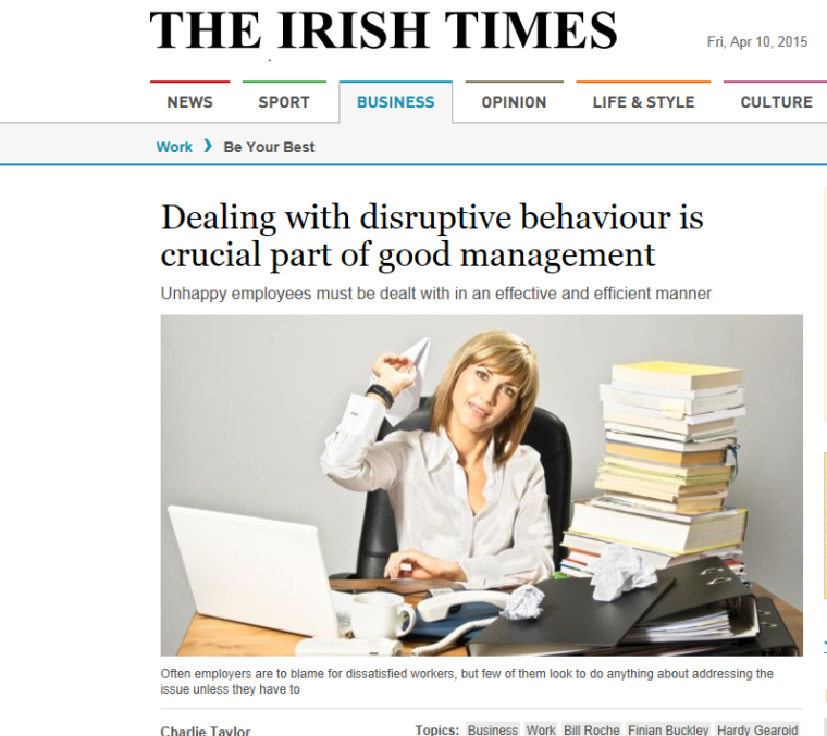 Inappropriate Stock Photo of the Week Irish Times April 2015