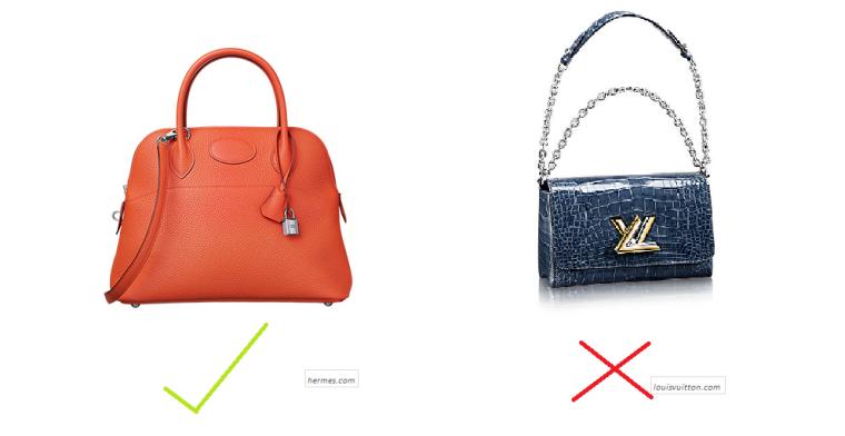 Hermes Vuitton